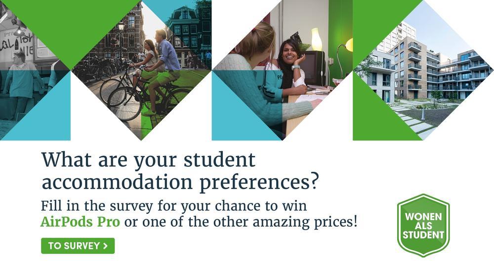 Studentenhuisvesting: vertel hoe jij wilt wonen