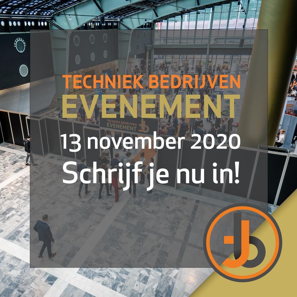 Techniek Bedrijven Evenement (online)