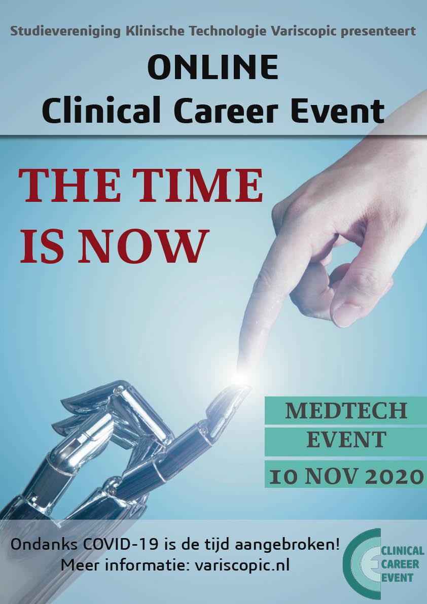 Carrièredag Technische Geneeskunde/Technical Medicine