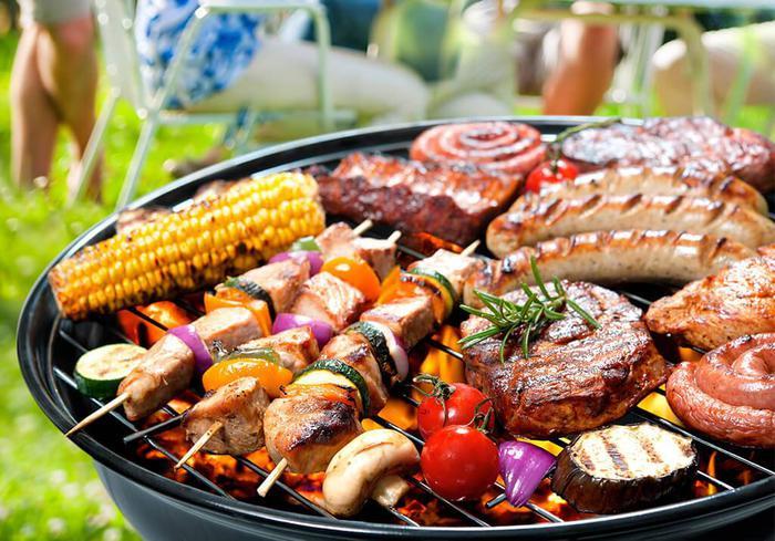 Middeleeuwen - Barbecue